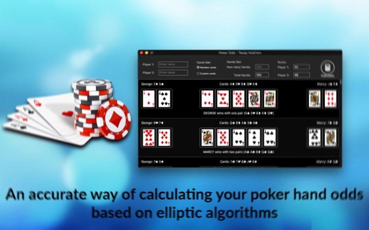 Casino Holdem Calculator